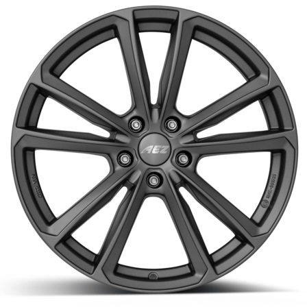 AEZ Tioga graphite wheel view 2