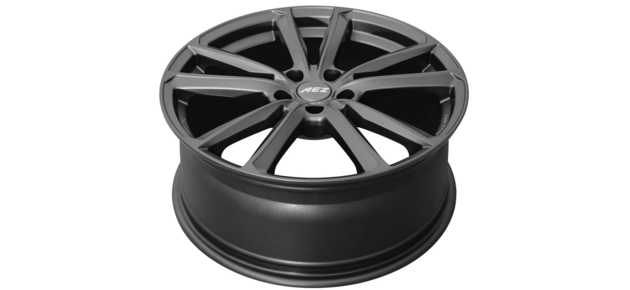 AEZ Tioga graphite wheel view 8