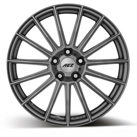AEZ Steam graphite wheel view 2