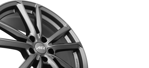AEZ Tioga graphite wheel view 5