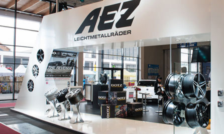 Tuning World Bodensee with an AEZ world premiere