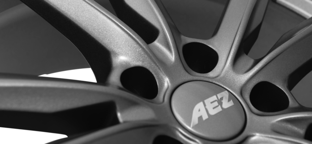 AEZ Tioga graphite wheel view 4