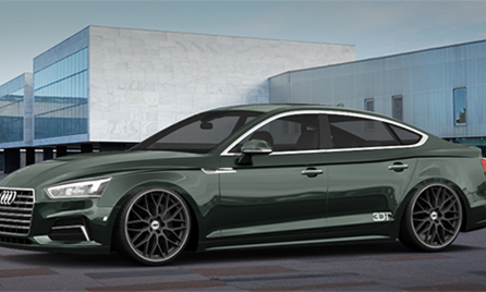AEZ wheels for all types – A5 Sportback