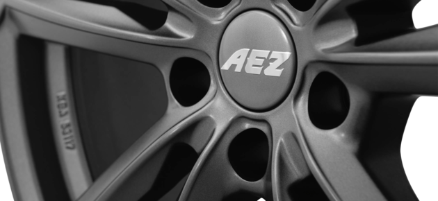 AEZ Tioga graphite wheel view 6