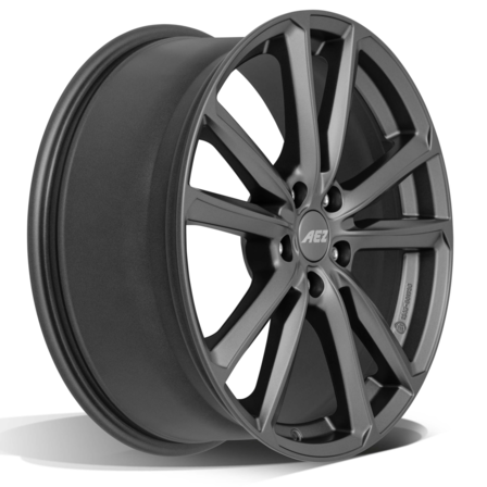 AEZ Tioga graphite wheel view 3
