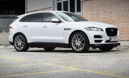 Jaguar F-PACE – Beware of the New Big Cat