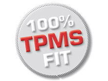 100 TPMS FIT BUTTON